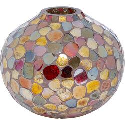 Vase Mosaic Pebbles 18