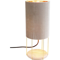 Table Lamp Cafeteria Lounge Beige 40cm