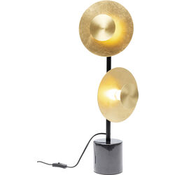 Table Lamp Disc Due