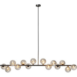 Pendant Lamp Scala Balls Black 150cm