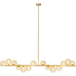 Pendant Lamp Scala Balls Brass 150