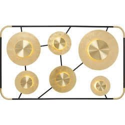 Wall Lamp Disc 6light