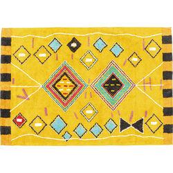 Carpet Berber Yellow 170x240