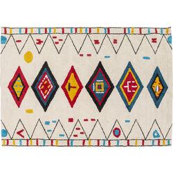 Carpet Berber White 170x240