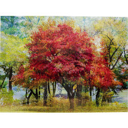 Picture Glass Autumn 160x120