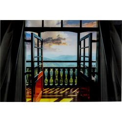 Picture Glass Window Harmony 120x80