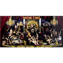Picture Glass Showtime 180x90