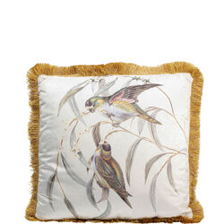 Cushion Amusing Birds 45x45