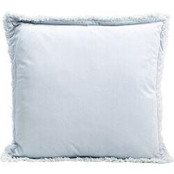 Cushion Luna Light Blue 50x50