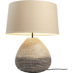 Table Lamp Seagrass Beach