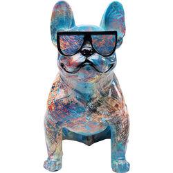 Deco Figure Dog of Sunglass