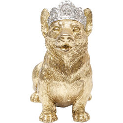 Money Box Royal Sitting Corgi