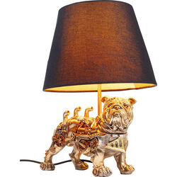 Table Lamp Animal Steampunk Pug