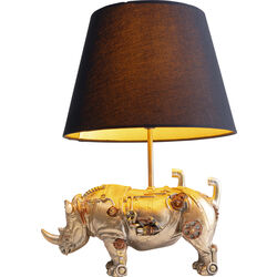 Table Lamp Animal Rhino