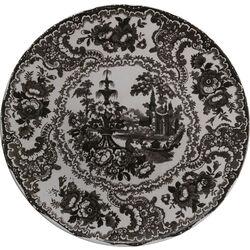 Plate Sakura Grey Ø27