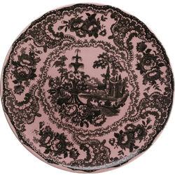 Plate Sakura Pink Ø22