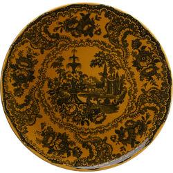 Plate Sakura Yellow Ø22