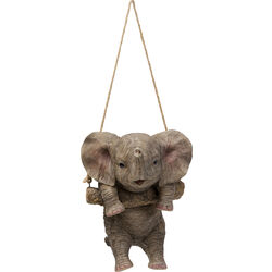 Deko Objekt Swinging Elephant