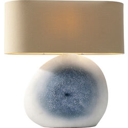 Table Lamp Agate Blue