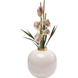 Vase Ciera Rose Ø26cm