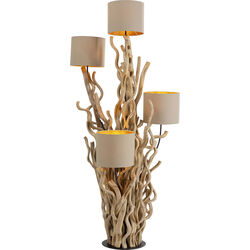 Floor Lamp Twisted Forest Nature
