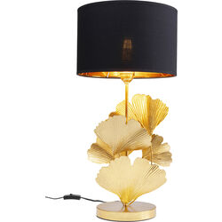 Table Lamp Flores Gold