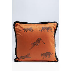 Cushion Panter 45x45cm