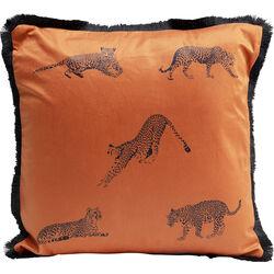 Cushion Panter 45x45cm