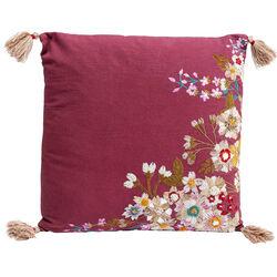 Cushion Embroidery Blossom 50x50cm