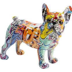 Figura deco Grafitti Dog