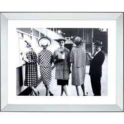 Framed Picture Book Club 85x105cm