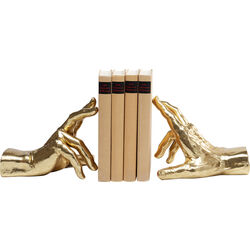 Bookend Holding Fingers (2/Set)