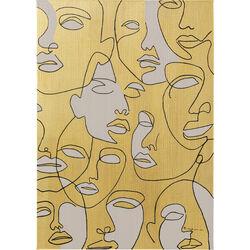 Canvas Picture Faces 70x100cm