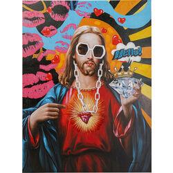 Canvas Picture Jesus Pop 90x120