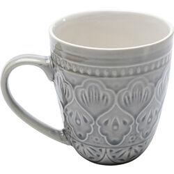 Mug Sicilia Mandala Grey