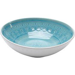 Bowl Sicilia Blue Ø18