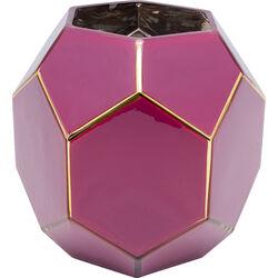 Vase Art Pastel Pink 22cm