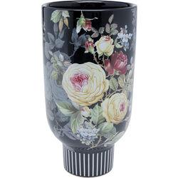 Deco Vase Rose Magic Black 27cm