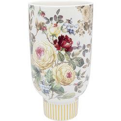Deco Vase Rose Magic White 27cm