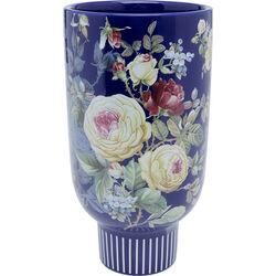 Deco Vase Rose Magic Blue 27cm
