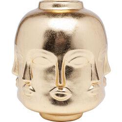 Deco Vase Jasper 19cm