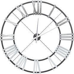 Wall Clock Nevio Silver Ø95cm