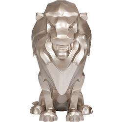 Sculpture Geometric Lion 170cm