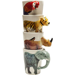 Mug Wild Life Body Assorted