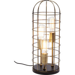 Table Lamp Cage Tre