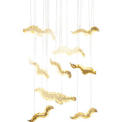 Pendant Lamp Birds Float LED
