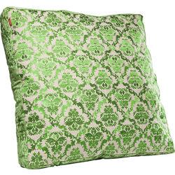 Floor Cushion Green Ornaments 70x70cm