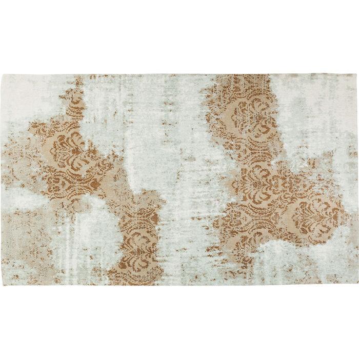 Carpet Kelim Ornament Orange 240x170cm Kare Design