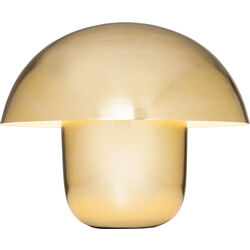 Table Lamp Mushroom Brass