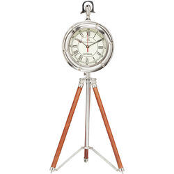 Table Clock Tripod London